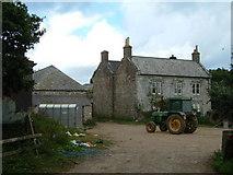 SX0149 : West Towan farm by Gareth