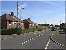 SE1321 : Malham Road, Rastrick by Humphrey Bolton
