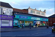 TA0831 : Jacksons, Newland Avenue by Peter Church