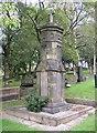 SD9710 : War Memorial, Denshaw, Saddleworth by Humphrey Bolton