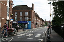 TQ3580 : Cable Street, Shadwell, looking east by Dr Neil Clifton