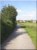 SE1421 : Firth House Lane, Rastrick by Humphrey Bolton