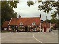 TM2743 : 'The Fox Inn' at Newbourne by Robert Edwards