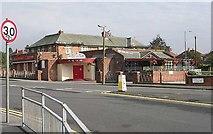 SE3634 : The Red Lion - Cross Gates Lane by Betty Longbottom
