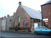 NY2042 : Fletchertown Methodist Church by Alexander P Kapp