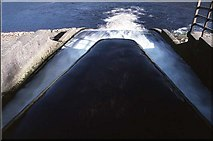 SK1789 : Ashop-Derwent outfall by David Lally