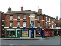 SK3436 : Wheel Buildings - Friar Gate, Derby by J147