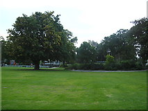 NJ0459 : Grant Park, Forres by Ann Harrison