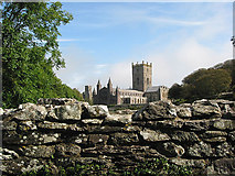 SM7525 : St. David's Cathedral by Pauline E
