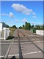 SJ4322 : The way to Wrexham by Eirian Evans