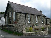 SJ1733 : Converted chapel, Tregeiriog by Eirian Evans