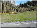 SH7050 : Road widening on the A470 at Bwlch y Gorddinan (Crimea Pass) by Eric Jones