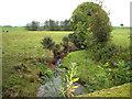 NY0680 : Small stream near Parkfoot by Oliver Dixon