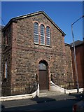 J0153 : Thomas Street Lecture Hall, Portmore Street, Portadown. by P Flannagan