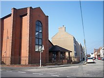 J0153 : Thomas Street Methodist Church Hall, Portadown. by P Flannagan