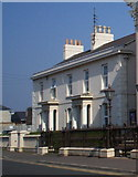J0153 : Thomas Street Methodist Church Manses, Portadown. by P Flannagan