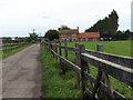 TF9838 : Foxburrow Farm by Evelyn Simak