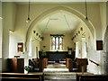 NY0725 : St Oswald's Church, Dean, Interior by Alexander P Kapp