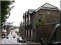 SW6641 : The Main Road Through Tuckingmill by Tony Atkin