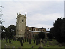 SK6514 : Church of St Michael and All Angels, Rearsby by Tim Heaton