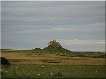 NU1341 : Lindisfarne Castle by Alison Rawson