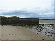NU1535 : Old Pier by Alison Rawson