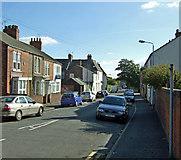 SE8912 : Grosvenor Street North, Scunthorpe by David Wright