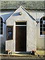 NY2232 : Bassenthwaite Methodist Chapel, Doorway by Alexander P Kapp