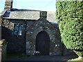 NY1138 : The Parish Church of St Mary, Gilcrux, Porch by Alexander P Kapp
