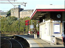 NS5567 : Hyndland railway station by Thomas Nugent