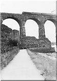 NT9953 : Royal Border Bridge by John Ritchie Addison