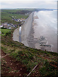 SM8422 : The dramatic sweep of Newgale Sands by Zorba the Geek