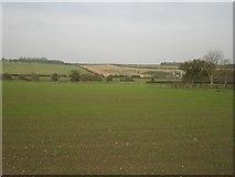 TF9740 : North from Westgate across Stiffkey valley by Nigel Jones