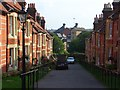 SU7173 : Almshouses, Reading by Andrew Smith