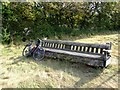 SW8740 : 'Giant Bench' by Kevin Fusher