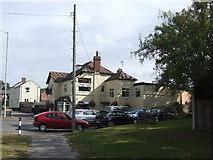 SJ3906 : Horseshoes Inn, Pontesbury by al partington