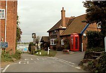TM2844 : 'The Maybush' public house by Robert Edwards