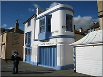 """TQ8209 : """"The Pelican Rock Shop"""", East Parade, Hastings, East Sussex by Oast House Archive"""