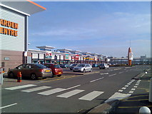 NS5170 : Great Western Retail Park by Stephen Sweeney