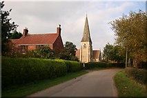 SK8770 : Church Road by Richard Croft