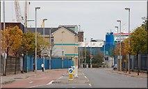 J3475 : Corporation Street, Belfast (1) by Albert Bridge