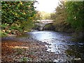 SJ1012 : Pontrobert bridge by Penny Mayes