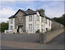 SN4562 : Memorial Hall, South Road, Aberaeron by Humphrey Bolton