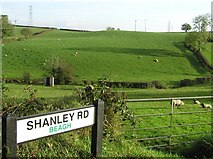 H4570 : Shanley Road, Beagh by Kenneth  Allen