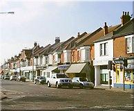 TQ8986 : Southchurch Road, Southend-on-Sea by David Kemp
