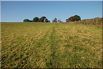 SK2375 : The footpath up to New Road by Roger Temple
