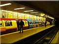 NS5666 : Hillhead underground station by Thomas Nugent