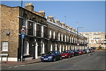 TQ3581 : Jubilee Street, East London by Dr Neil Clifton