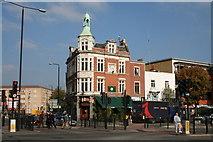 TQ3581 : The 'White Hart', Mile End Road by Dr Neil Clifton