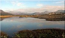 SH5838 : Afon Glaslyn by Eric Jones